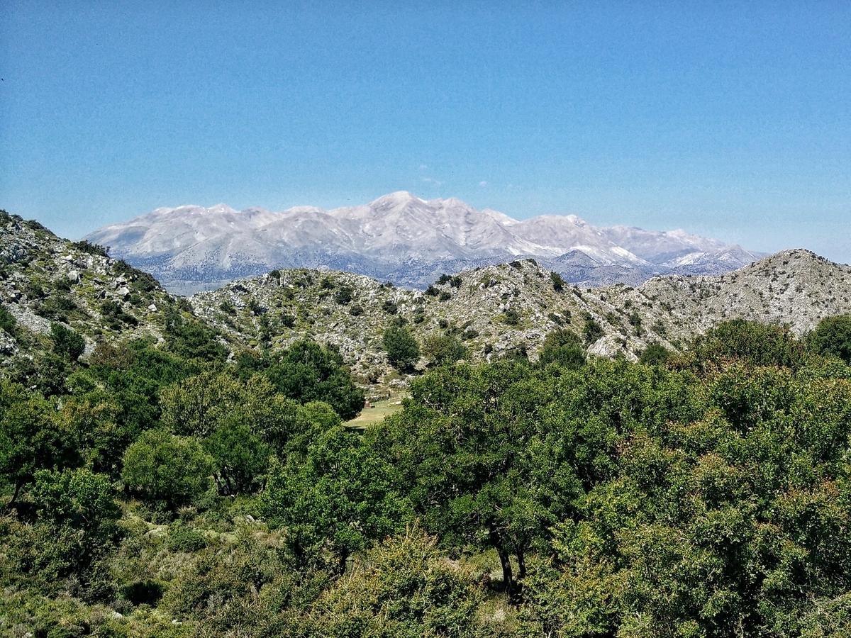 Le Montagne Bianche (Lefka Ori), Creta