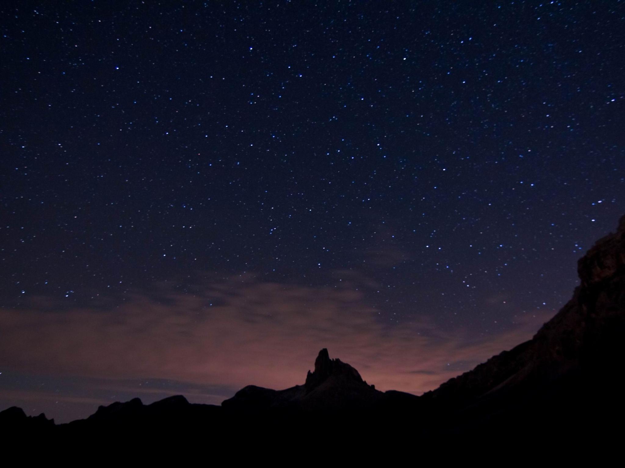 Il Becco di Mezzodì da Croda da Lago, Cortina