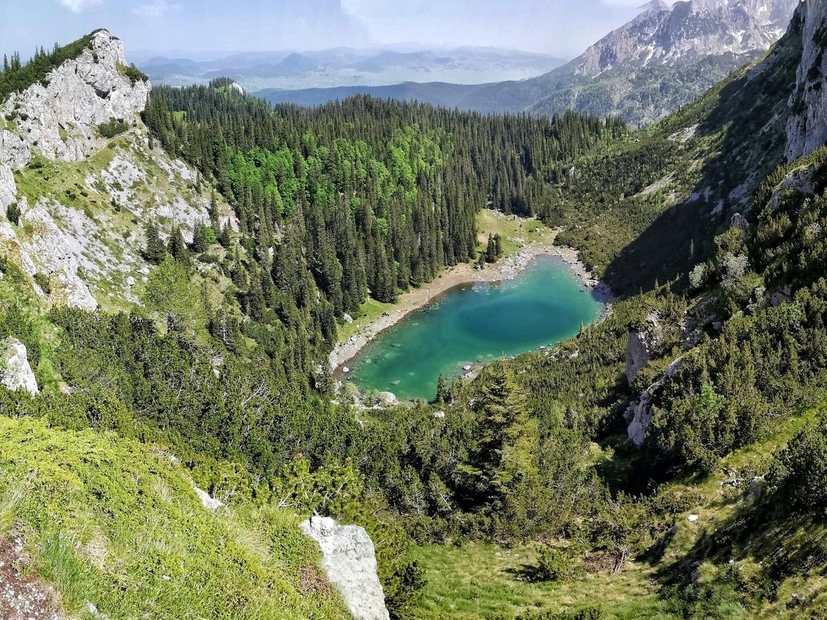 Nel Parco Nazionale del Durmitor, Montenegro