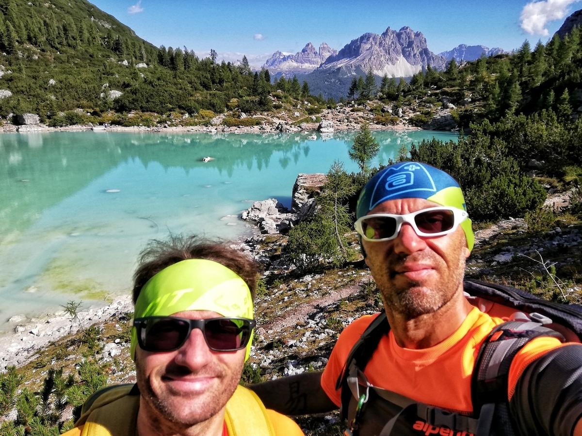 Il Lago del Sorapiss, Cortina d'Ampezzo